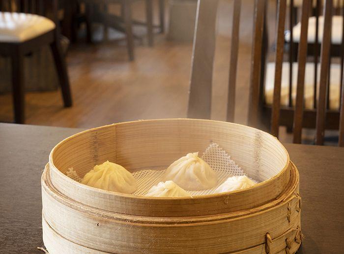 合同会社 悠 様(台湾料理 鼎 KANAE)の小籠包