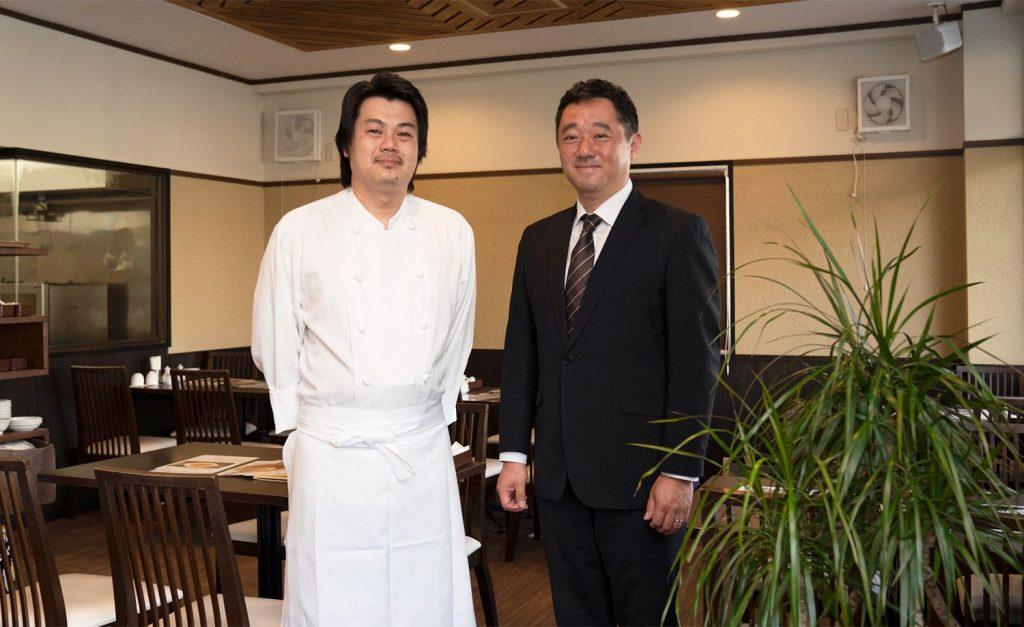 合同会社 悠 代表取締役 関根 大輔 様と税理士法人益子会計スタッフ吉田