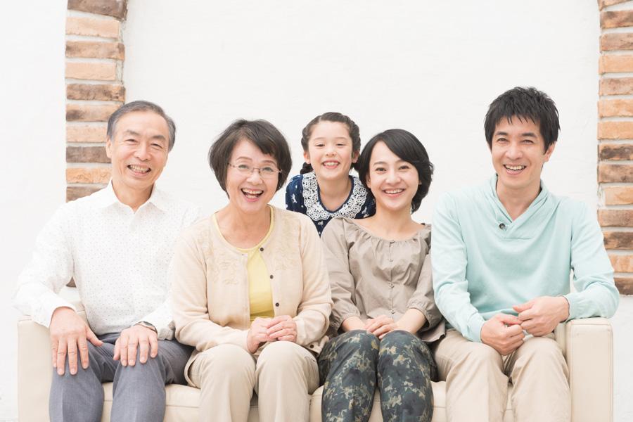 妻へ財産を生前贈与したことにより、子供たちの相続税を少なくできた事例