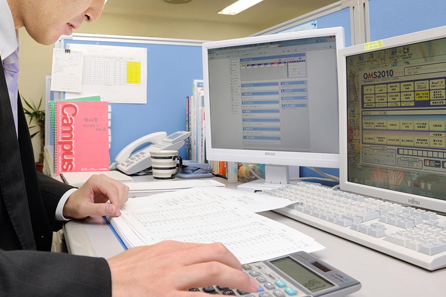 IT化をご希望されるお客様にお応えし、顧問契約を結ぶに至った事例